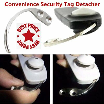 Security Accessories Detacher Hook Key EAS Tag Remover Handheld Pin Opener RS