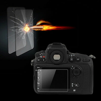 Tempered Glass Film LCD Screen Protector Guard for Nikon D7100/D600/D610 BT