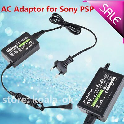 Home Wall Charger AC Adapter Power Supply Cord for Sony PSP 1000 2000 3000 HH