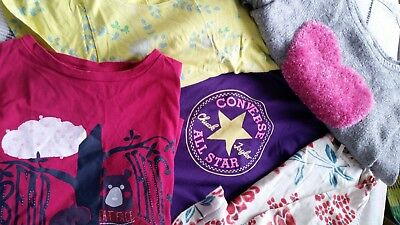 girl's age 10-12 yrs clothes bundle branded converse,gap,monsoon, fat face, M&S