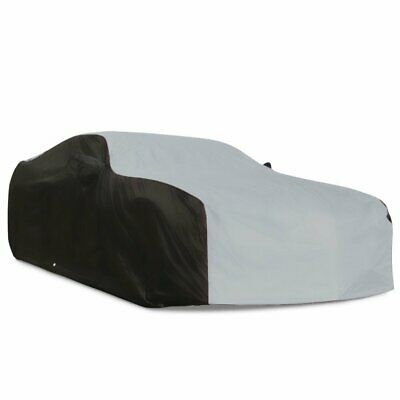 Chevy Camaro Car Cover Ultraguard 2-tone Gray/Black Indoor/Outdoor : 2010-2019