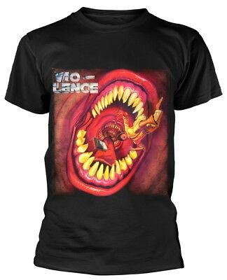Vio-lence 'Eternal Nightmare' T-Shirt - NEW & OFFICIAL!