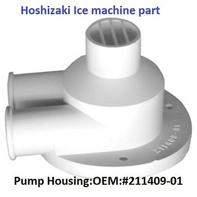 Hoshizaki Ice machine part-Pump Housing OEM#211409-01