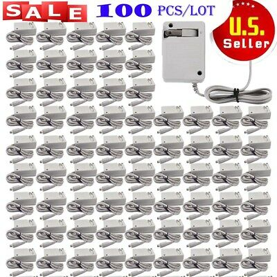50X Wall Charger AC Power Adapter for Nintendo DSi NDSi 3DS Home & Travel NEW B5