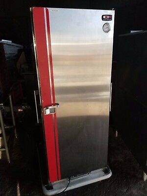 Carter-Hoffmann PH1830 Full Height Mobile Heated Cabinet w/ (16) Pan Capacity, 1