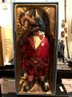 Gonzo Muppets Master Replicas Life Size/full Scale Puppet In Box - Posable