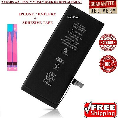 """Brand New 1960mAh Li-ion Battery Replacement With Flex Cable For iPhone 7 4.7"""""""