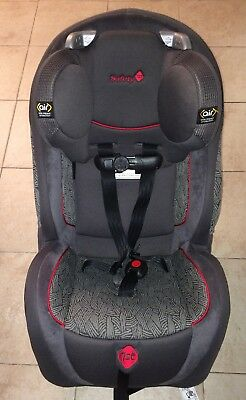 Safety 1st Complete Air 65 Convertible Car Seat Decatur Red