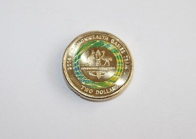 ✨ Limited Edition 2018 AUS - Rare Green $2 Dollar Coin - UNC Collection ✨