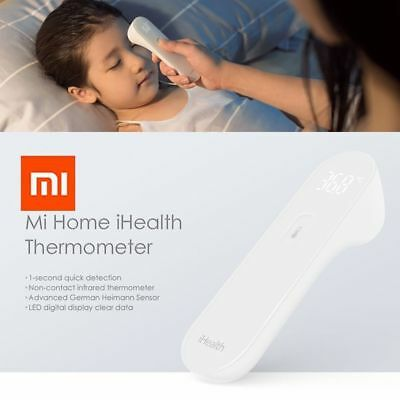 Xiaomi Mijia Mi Home iHealth Non-contact LED Fever Infrared Digital Thermometer