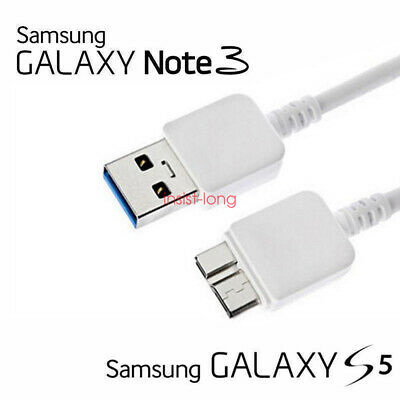 OEM Original USB 3.0 Data Charger Cord SYNC Cable for Samsung Galaxy S5 Note 3