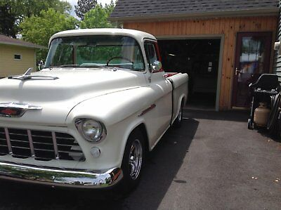 1955 Chevrolet Other Pickups CAMEO 1955 CHEVY CAMEO TRUCK RESTORED