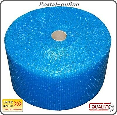 REALPACK BLUE * SMALL BUBBLE WRAP 300mm 500mm 750mm ANTI  STATIC