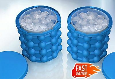 Cold Ice For Hot Summers With This Cube