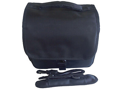 Digital Camera Camcorder Deluxe Padded Case Bag for Canon Nikon Sony Pentax
