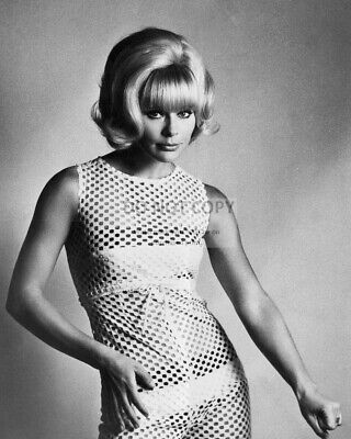 Actress Elke Sommer - 8X10 Publicity Photo (Cc320)