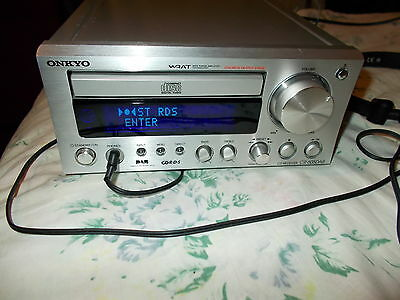 Onkyo CD Receiver CR-505DAB