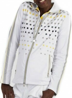 girls golf Powerstretch Dots Jacke