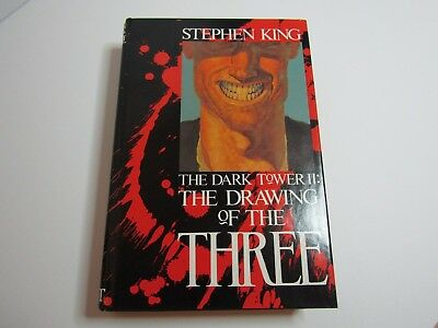 STEPHEN KING THE DRAWING OF THE THREE DARK TOWER BOOK 2 GRANT 1st