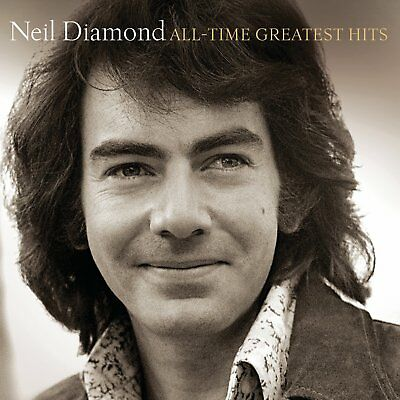 4 SOLD Neil Diamond All-Time Greatest Hits - Deluxe Ed. - 2 CD Set New FREE SHIP