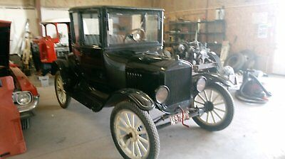 1923 Ford Other interior Gray 1923 Ford Model T