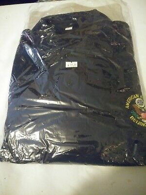 American Embassy Beijing China size large Polo