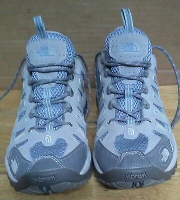 9c5a48eed7e CABELAS XPG WOMENS Hiking Trail Running Shoes Size 9.5 Gray Purple ...