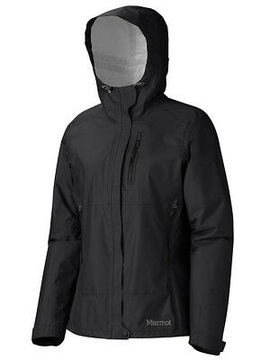 Marmot Storm Watch Jacket, Women's Waterproof, Black Medium