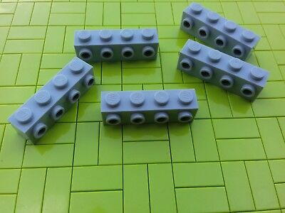 LEGO 30414  BRICK 1X4 with 4 SIDE STUDS Choice Of Color Pre-Owned X2