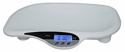 American Weigh Scales MDI-20 Baby Scale with Sturdy Polymer Construction and