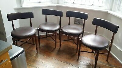 Mid century Danish dinning chair * 4