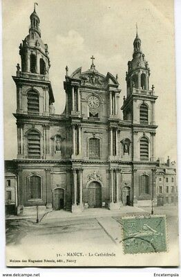 CPA-Carte postale-France- Nancy - La Cathédrale (CP1640)