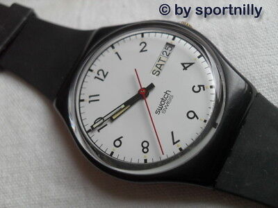 Swatch Gent von 1987 ++ GB709 ++ CLASSIC TWO ++