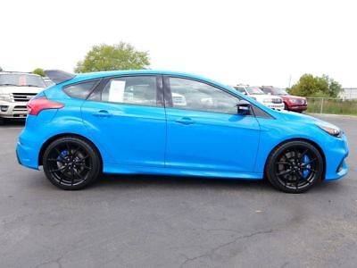 2018 Ford Focus RS 2018 Ford Focus RS AWD - Free Delivery - Free Shipping