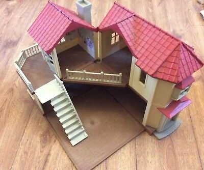 sylvanian families beechwood hall - working lights
