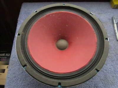 "Stromberg-Carlson 12"" Slimline High Fidelity Vintage Speaker, Nice Condition"