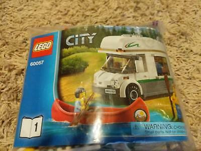 LEGO CITY Great Vehicles 60057 Camper Van (Discontinued by ...