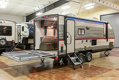 New 2018 Limited 19RR Lite Lightweight Toy Hauler Travel Trailer For Sale Cheap