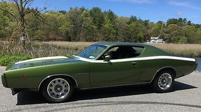1971 Dodge Charger  1971 Dodge Charger 500, Automatic, 383 Magnum w/ 4bbl, Rare - Full Restoration
