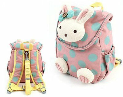 MOMOAILEY Roraailey Bunny Safety Harness Backpack Toddler Kids PreSchool