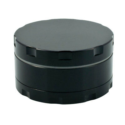 "2"" Magnetic Metal Herb Grinder 3 Piece 