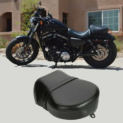 Passenger Seat Pad Pillion for Harley Sportster Cushion 1200/883 Iron Nightster