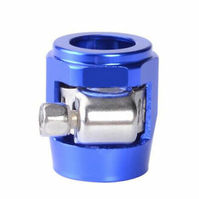 Fuel Hose Line End Cover Clamp Finisher Adapter Fitting Connectors AN6 AU