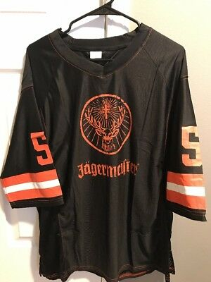 Jagermeister Mens Football Jersey L/XL