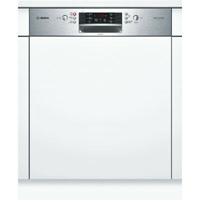 bosch semi integrated dishwasher used but fully working 14 00 rh picclick co uk Bosch Panel Ready Dishwasher bosch smv50c00gb integrated dishwasher installation manual