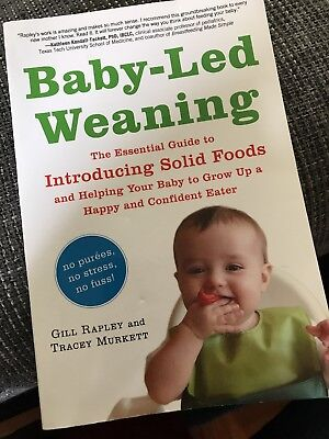 Baby-led weaning Book Gill Rapley And Teacey Murkett