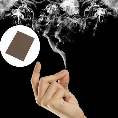 10Pc Smoke Trick Magic Finger Hell For Magician Close-Up Performance Props Q1
