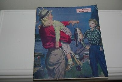 Vintage 1962 L.l.bean Catalog Fishing,hunting,camping,clothing,shoes. 100 Pages