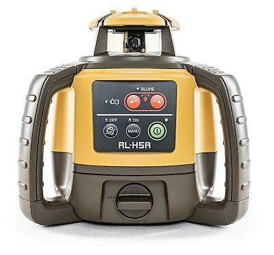 Topcon RL-H5A Rotating Laser Level From £495+VAT