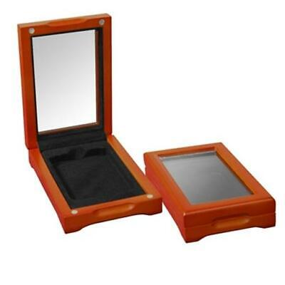 Coin Slab Box w/ Window For 1 NGC PCGS US Certified Display Safe Storage Case